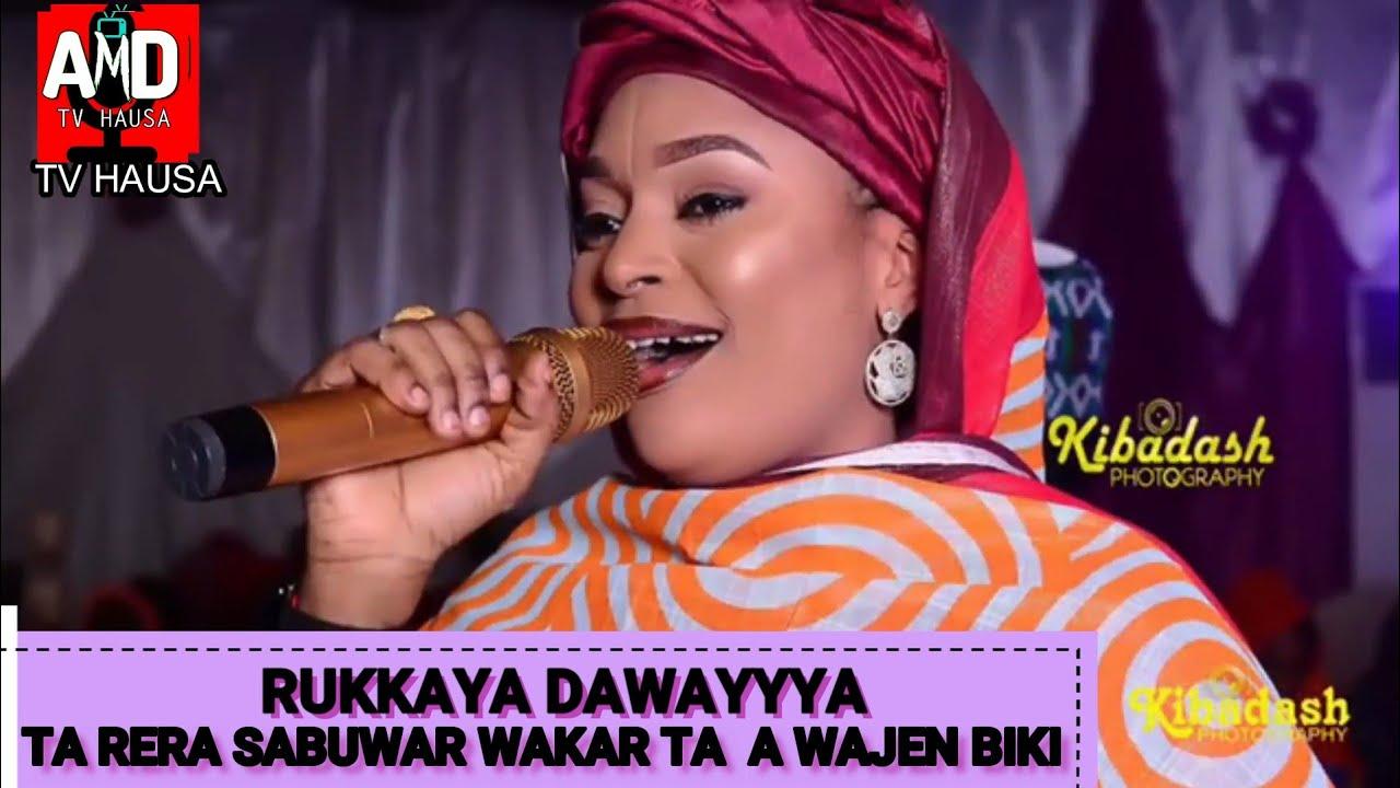 Download Jaruma Rukkayya Dawayya Tarera Sabuwar Wakar Da Ta Rubuta Kuma Ta Reka Da Kanta Wajan Biki