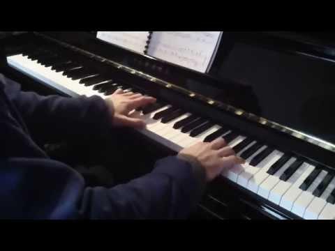 Princess Mononoke: COMPLETE Soundtrack OST for Piano, originally composed by Joe Hisaishi