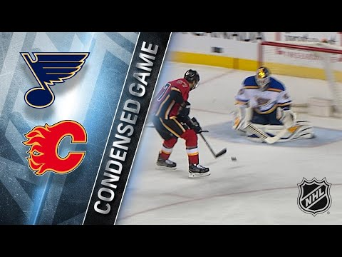 12/20/17 Condensed Game: Blues @ Flames