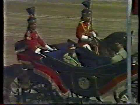 23rd March Parade 1983 (Military Regime)