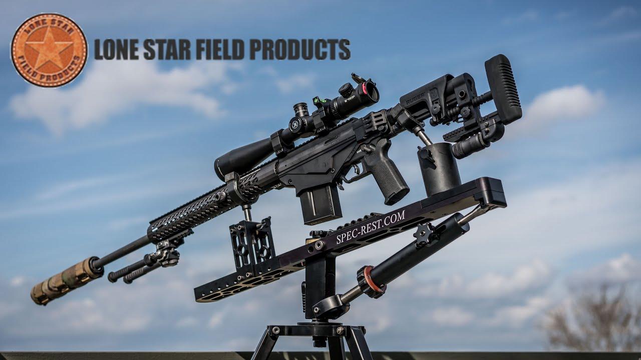 Specrest Tactical Shooting Platform Youtube