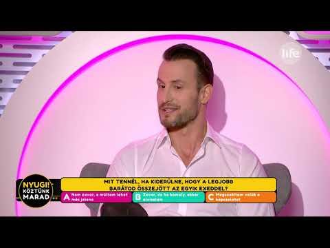 Csuti: Edina Az Egyik Haverommal Járt Korábban - LifeTV