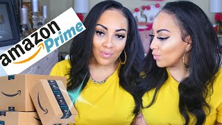 AMAZON PRIME WIG WTF OMG MOST REALISTIC NATURAL PRE PLUCKED HAIRLINE FOR CHEAPPP ChanticheLaceWigs
