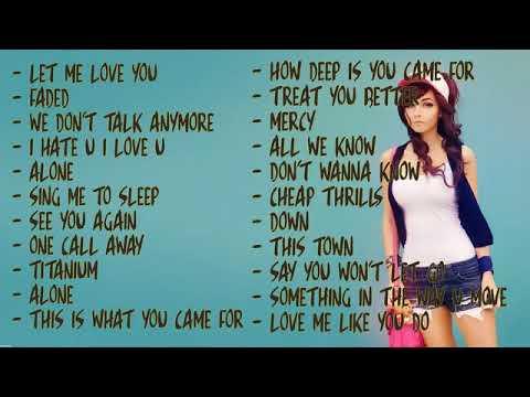 Lagu Barat 2017 - PALING ENAK DIDENGAR (TANPA IKLAN)