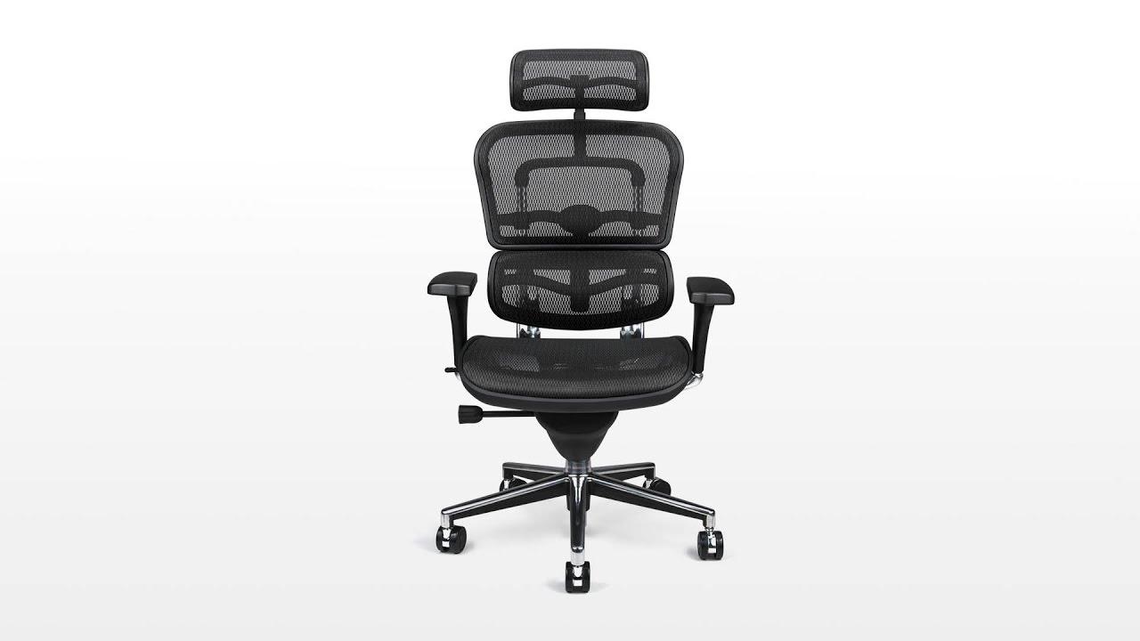 Original Ergohuman V1 Chair Review  sc 1 st  YouTube & Original Ergohuman V1 Chair Review - YouTube