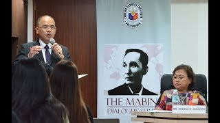Mabini Dialogue Series | Understanding Japan's Best Practices in DRRM thumbnail