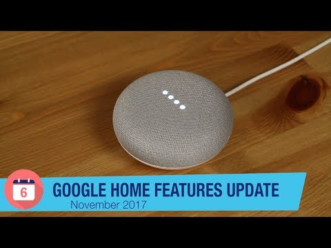 Google Home Features Update 2: Reminders, sleep timers, broadcast