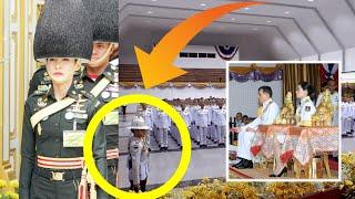 ซูมแล้วซูมมมอีก! นายทหารหญิงรักษาพระองค์หน้าพระที่นั่งนั่นคืออดีตเจ้าคุณพระสินีนาฎฯ หรือไม่?