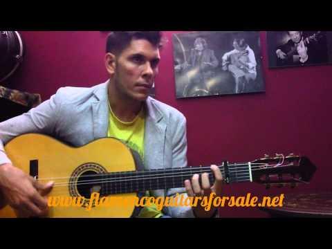 Lester Devoe 2011 flamenco guitar for sale