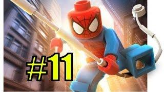Смотреть Лего Марвел Супергерои Миссия 11: Отстаивая свободу