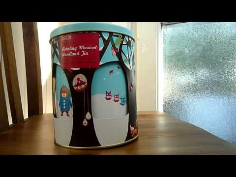 Musical cookie tins turn ominous