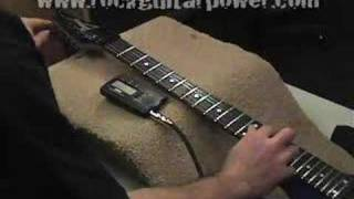 How To Change Guitar Strings on a Floyd Rose bridge Part 4 of 4