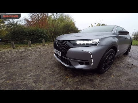 2019 CITROEN DS7 Crossback 2.0 Blue HDI POV Test Drive Review Acceleration 0-60 By ORC