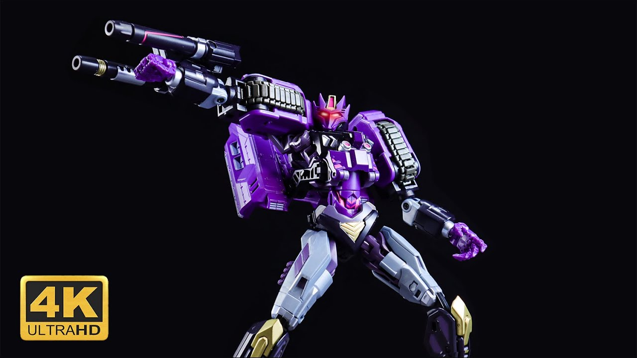 Ocular Max IF01 Eris - Female Tarn Stop Motion Review