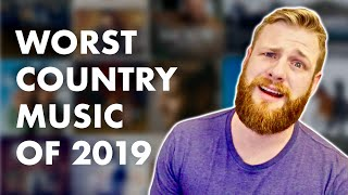 Download The Worst Country Music of 2019 Mp3 and Videos