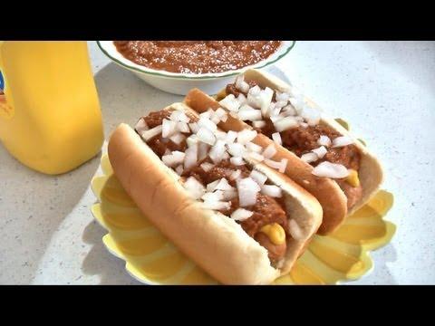 Authentic Greek Hot Dog Sauce Recipe