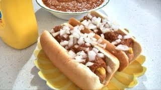 Authentic Greek Hot Dog Sauce Recipe