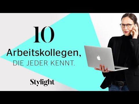 10 Arbeitskollegen die jeder kennt » Bist du auch dabei? | Stylight