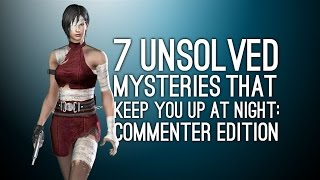 7 Unsolved Mysteries That Keep You Awake at Night: Commenter Edition