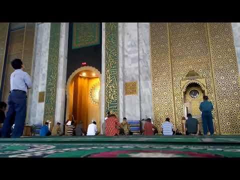Suara adzan merdu masjid agung Surabaya (MAS)
