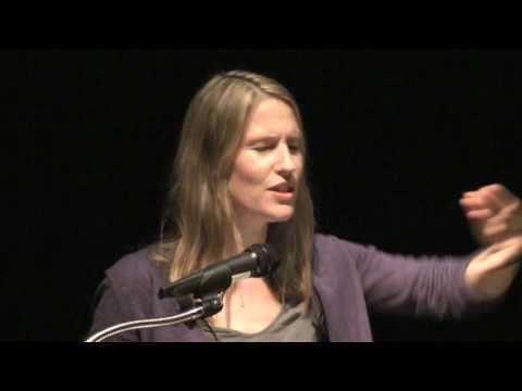 Feminist Jennifer Baumgardner at St. Francis College