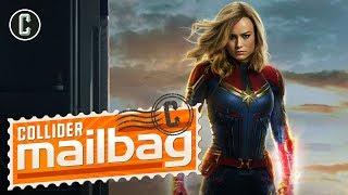 Predicting the Captain Marvel Post-Credits Scene - Mailbag