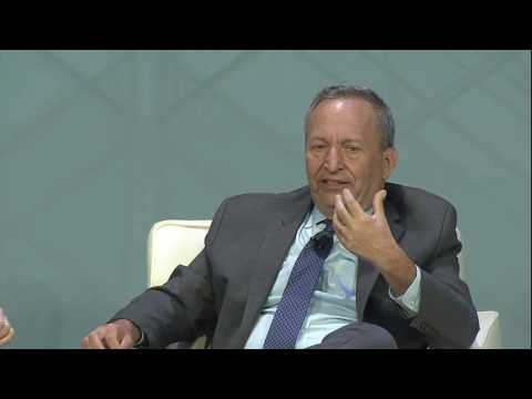 Lawrence H  Summers  Blockchain in a Global Context