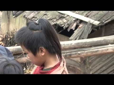 China : Basha  Miao  Village