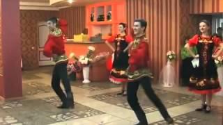 Vig Danse, Tiraspol, Transnistrien  Russischer Volkstanz. #RUSSISCHE_HOCHZEITSFEIER