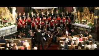 Wiltener Sängerknaben, Academia Jacobus Stainer, Johannes Stecher: Vivaldi-Gloria (Domine fili)