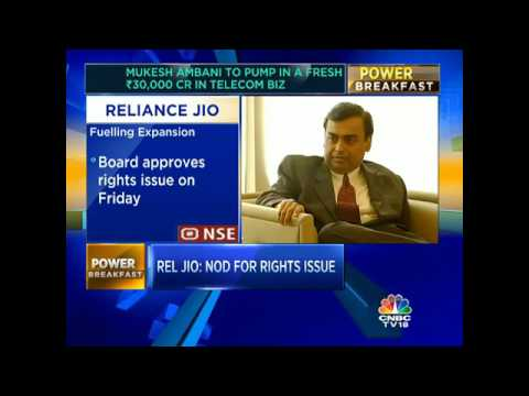 Mukesh Ambani To Pump In A Fresh Rs 30,000 Cr In Telecom Biz