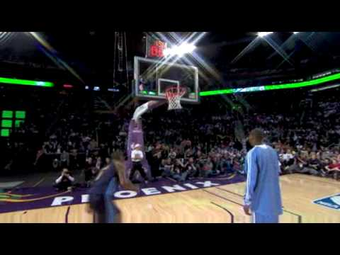 2009 Sprite Slam Dunk Contest: J.R. Smith (1st round)