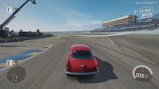 Forza Motorsport 7 - 1958 Alfa Romeo Giulietta Sprint Veloce Gameplay