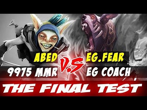 OMG OMG JUST 1 GAME AWAY FROM 10K MMR ABED MEEPO IS GOD