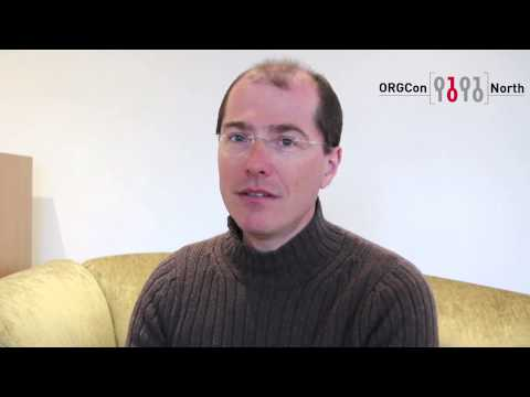 John Buckman: ORG Con North 2013