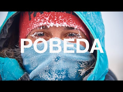 Pobeda: Climbing North Hemisphere's Coldest Peak.