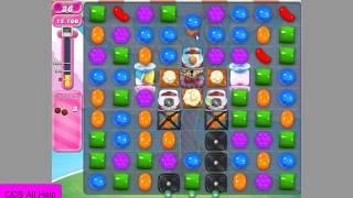 Candy Crush Saga level 991 No Boosters