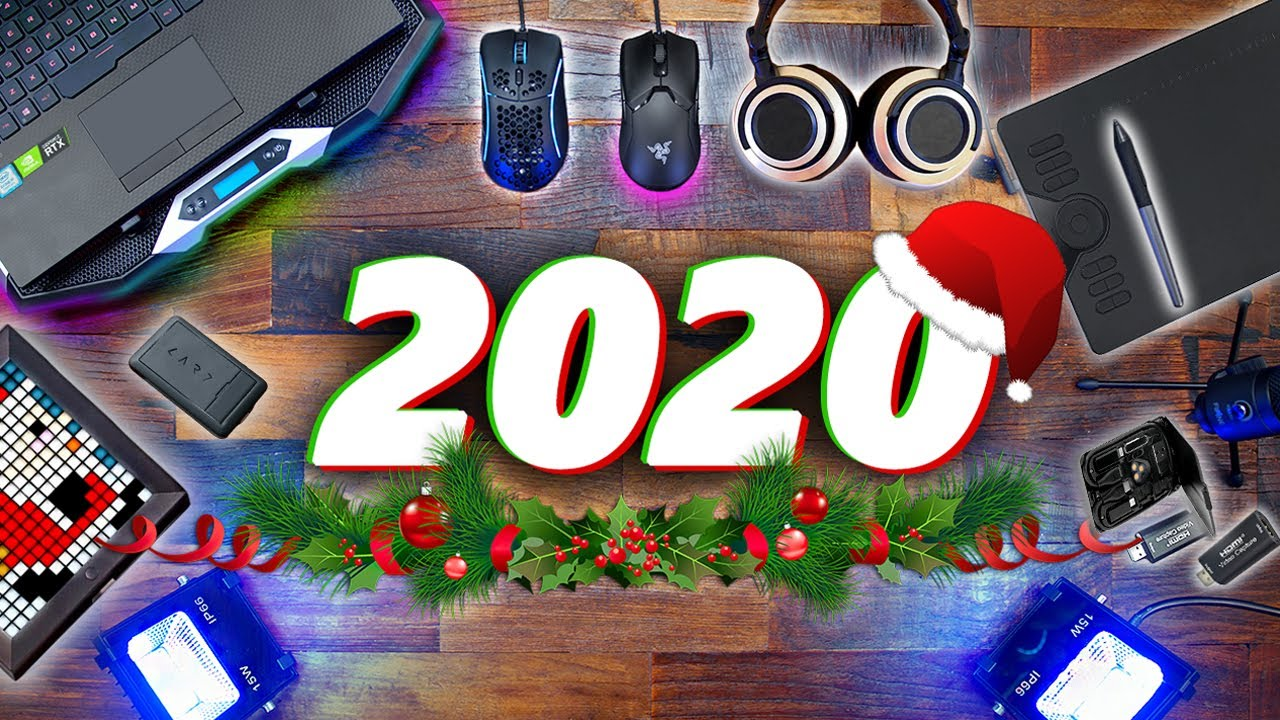 Download 10 Cool Tech Under $50 from 2020 - Holiday Edition!