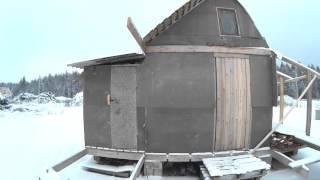 Мой домик в деревне(Снял видео о своем маленьком доме. Теперь можно увидеть какой он на самом деле., 2016-03-13T16:48:34.000Z)