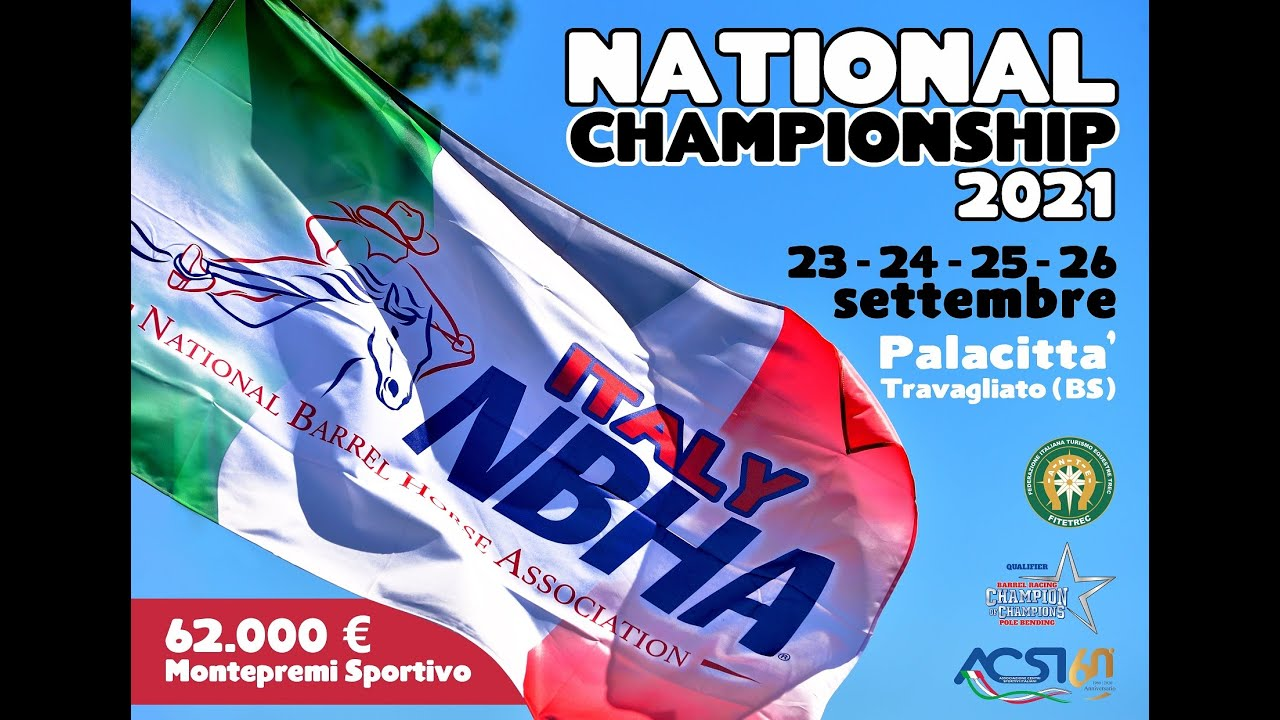 Download National Championship 2021 NBHA - 1 Go