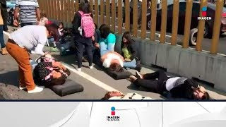 Choque en la autopista México-Puebla deja al menos 3 muertos | Noticias con Yuriria Sierra