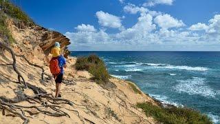 Гавайи, Кауаи - Отдых на Гавайских островах - Mahaulepu Coastal Trail(Самостоятельные путешествия по странам мира Фото-Видео-Блог - http://www.natalyvlad.com/ Гавайи - Остров Кауаи Отдых..., 2016-11-22T23:13:55.000Z)