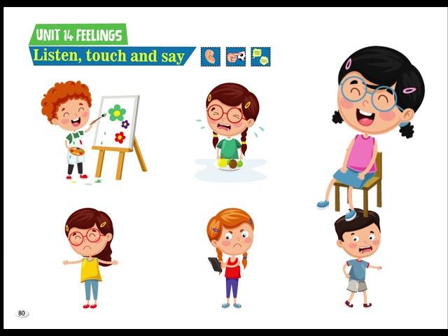 Listen, Touch and Say - Cim and Cimcime - Okul Öncesi İngilizce Eğitim