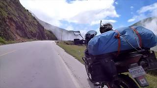 Motorcycle Adventure through South America 2017