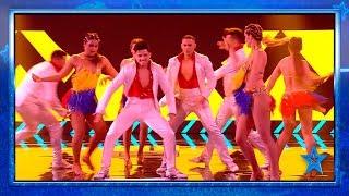 El CARNAVAL llega con ritmo y color a 'Got Talent' | Semifinal 3 | Got Talent España 2019