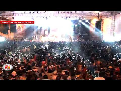 Konshens LIVE in Kenya- Part 1
