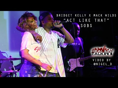 Bridget Kelly Performs