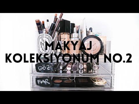 Makyaj Koleksiyonumu Temizliyorum no.2: FONDÖTEN, AYDINLATICI, ALLIK, RUJ | Ece Targıt