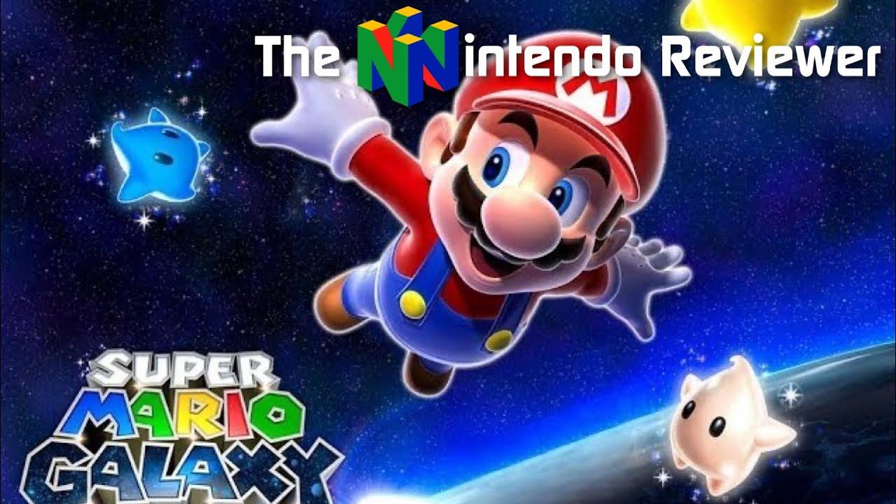Super Mario Galaxy - Download Game Nintendo Wii Free
