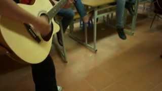 CLB Guitar Vân Nội - Đường đến ngày vinh quang ( ver. practice ) - Sinh hoạt CLB 5/5/2013